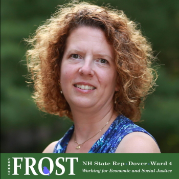 New Hampshire State Rep. Sherry Frost Says She's Also an Atheist