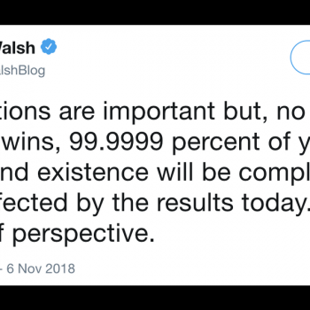 A Conservative Said Elections Don't Affect Your Life; Twitter Wasn't Having It