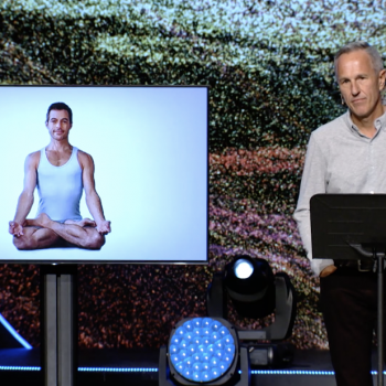 "Megachurch Pastor John Lindell: Yoga is Evil ""Because Hinduism is Demonic"""