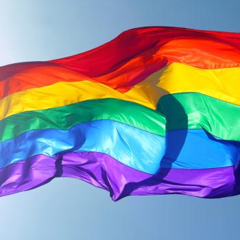 Anti-Gay Canadian Lawyer Compares Rainbow Pride Flag to Nazi