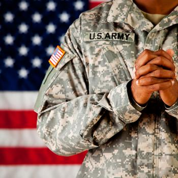 Want to Honor Veterans Today? Don't Assume All Soldiers Are Religious