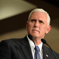 Mike Pence Didn't Even Mention Gay People in His Speech for World AIDS Day