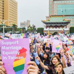 Despite Supreme Court Ruling, Taiwanese Voters Rejected Same-Sex Marriage
