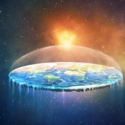 """Biblical Literalists Are Among the Most Vocal """"Flat Earthers"""""""