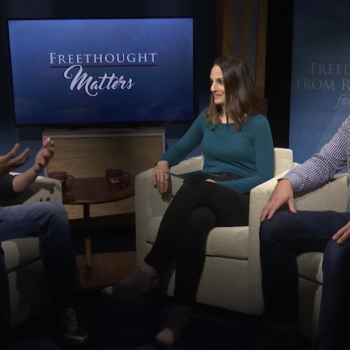 My Interview on Freethought Matters is Now Online