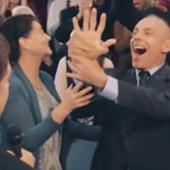 With Awful Re-enactment, Pastor Talks About Witnessing a Missing Hand Grow Back