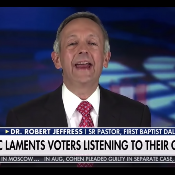 """FOX News Pastor: Democrats Are """"Increasingly Becoming a Godless Party"""""""