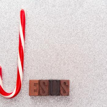 "Principal on Leave After Banning Candy Canes (She said the ""J"" Was for ""Jesus"")"