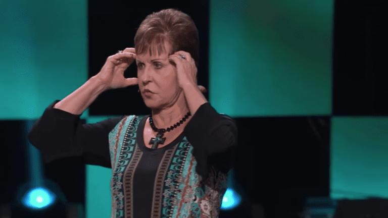 Televangelist Joyce Meyer Admits Belief in God Won't Solve All Your Problems
