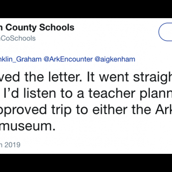 Public School Officials Are Hinting at Possible Field Trips to Ark Encounter