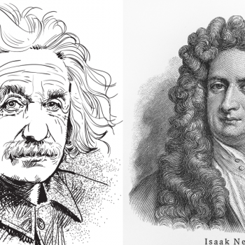 """Speakers at Indian """"Science"""" Congress Attack Einstein and Isaac Newton"""