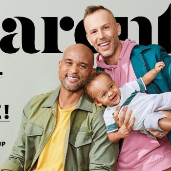Christian Hate Group Denounces Parents Magazine for Putting Gay Couple on Cover