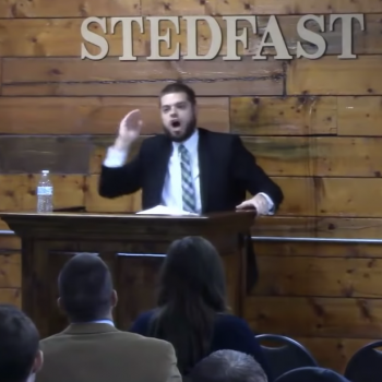Baptist Preacher: Rebellious Kids in Public Schools Should be Stoned to Death