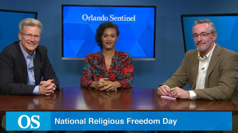 An Atheist and a Baptist Minister Are Promoting (Actual) Religious Freedom in FL