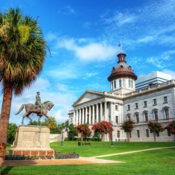 "Christian Tells SC Lawmakers Not to Hang ""Evil"" Photo of Female Legislators"