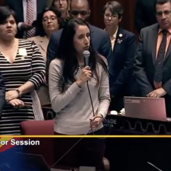 AZ Atheist Lawmaker Gives Invocation, Then Gets Mocked by Christian Colleague