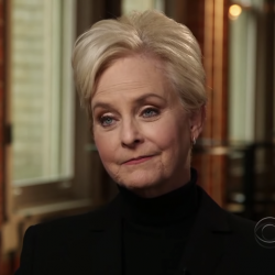 Cindy McCain, Invoking God, Lies About Stopping a Child Being Sex-Trafficked