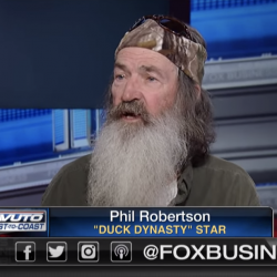 """Duck Dynasty"" Dad: I Don't Need Health Care Because God Made Me Immortal"