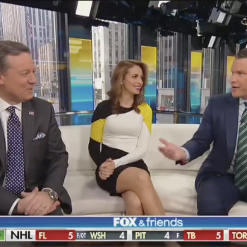 """FOX News Host Hasn't Washed His Hands in 10 Years Because Germs Are """"Not Real"""""""