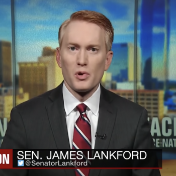 GOP Sen. James Lankford is Trying to Repeal the Johnson Amendment Once Again