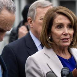 Nancy Pelosi Has Frequently Misstated a Bible Verse. So What?