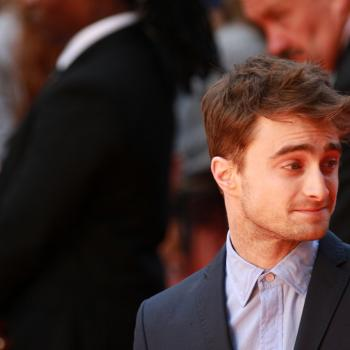 """Daniel Radcliffe Would Be """"Pleasantly Surprised"""" if God Were Real"""