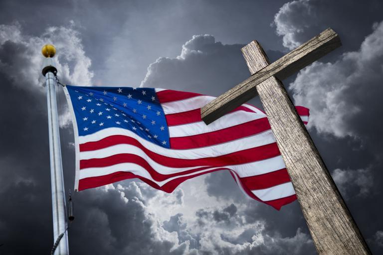 American Politics - cover