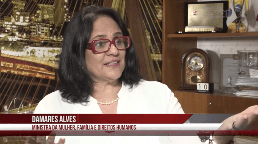 Brazil's Minister of Women: Gender Equality Will Lead to Domestic