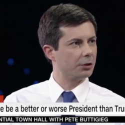 Pete Buttigieg Shows the Hollow Theology of the Christian Right