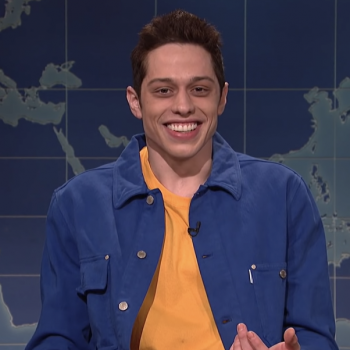 """Diocese of Brooklyn: SNL Must Apologize for the """"Harassment"""" by Pete Davidson"""