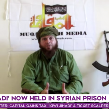 New Zealand Muslim Who Joined ISIS Regrets He Was Too Poor to Buy a Yazidi Slave