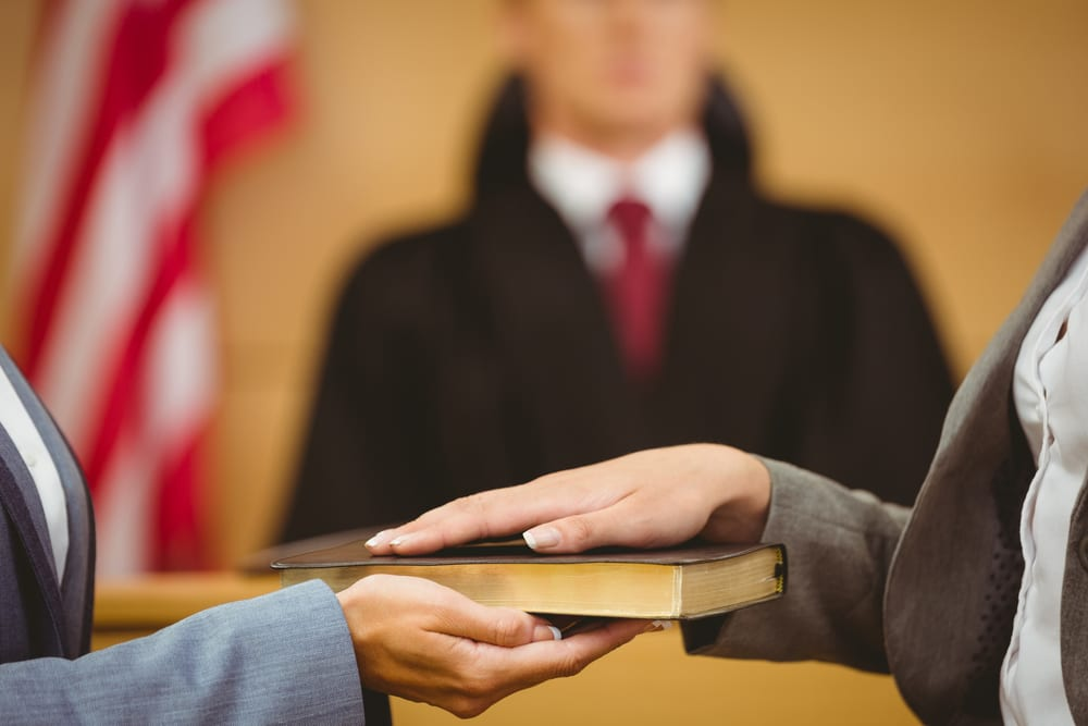 New Trial Declared for Doctor Who Didn't Swear Oath on Bible ...