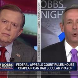 "Pastor Robert Jeffress: An Atheist Invocation is Like ""a Diet Cheeseburger"""