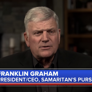 """Franklin Graham, Without Irony, Defends Trump By Saying God """"Detests Lying Lips"""""""