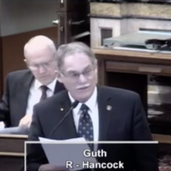 """Iowa Lawmaker Tells State Senate We're All """"Guilty of Disobedience"""" to His God"""