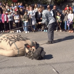 A Polish Town's Good Friday Ritual Was Accurately Described as Anti-Semitic