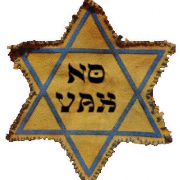 Anti-Vaxxers Are Using a Holocaust-Era Star of David as a Symbol of Persecution