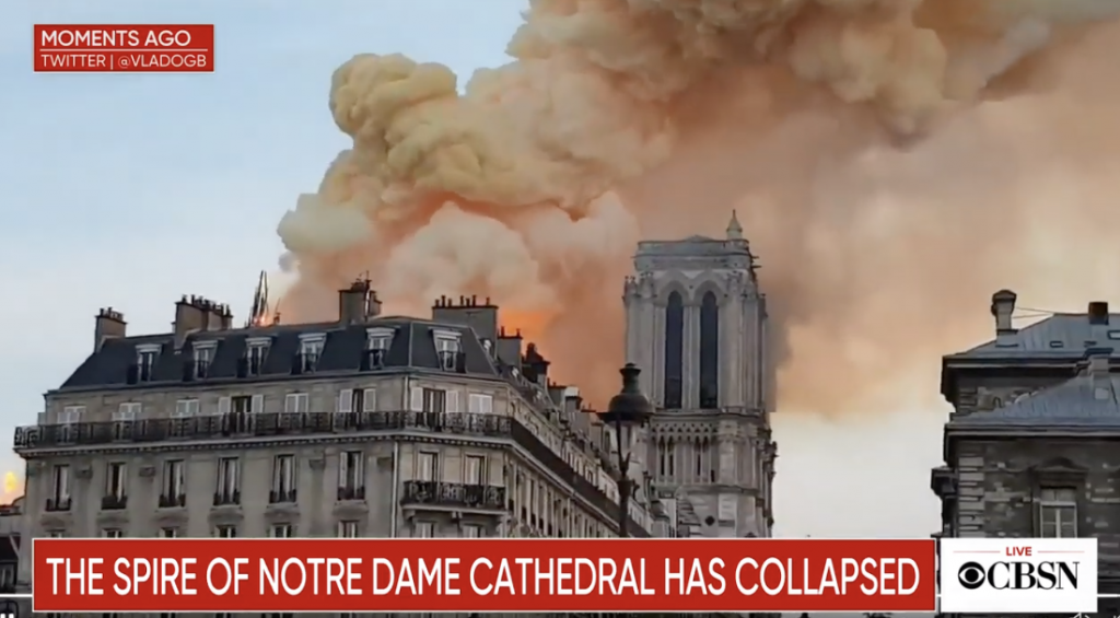 The Notre Dame Cathedral Fire Is Tragic No Matter What You Think