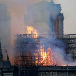 Podcast Ep. 266: The Tragedy at Notre Dame