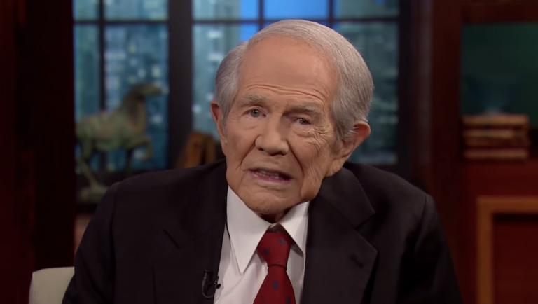 """Pat Robertson: The Idea That Earth Is Only 6,000 Years Old """"Does Not Compute"""""""