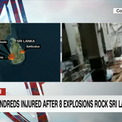 Coordinated Bombings in Sri Lanka Target Easter Worshipers