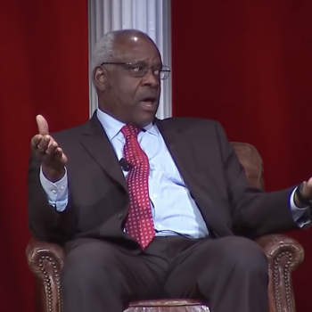 Clarence Thomas: Atheists Can't Be Trusted Since Oaths Mean Nothing to Them