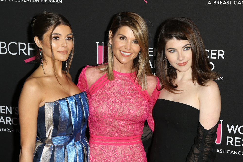 Lori Loughlin Says God is Helping Her Deal with the Cheating Scandal