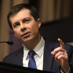 "Pete Buttigieg: Trump's Christianity ""Could Not Be More At Odds"" With the Faith"