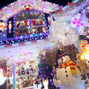 Family Claiming Persecution Over Christmas Display Will Now Get $4, Not $75,000