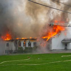 One Louisiana Parish Has Seen Three Black Churches Set on Fire Over 10 Days