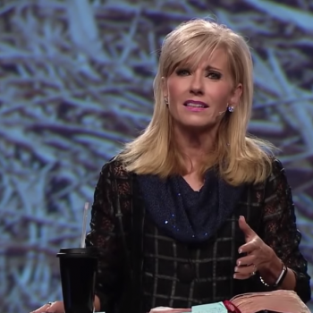 Conservative Christians Flip After Preacher Beth Moore Gives Mother's Day Sermon