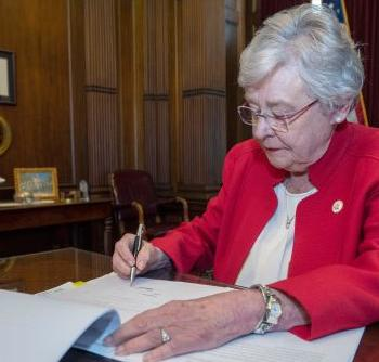 Alabama's Near-Complete Abortion Ban is All About Pushing a Christian Theocracy