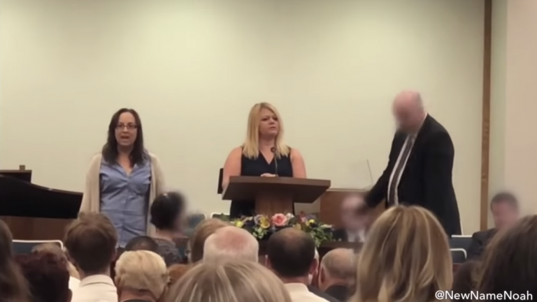 These Mothers Told a Mormon Congregation Their Leaders Gave Cover to a Pedophile