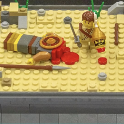 LEGO Fan Pushed Out of Convention for Graphic (but Accurate) Bible Displays